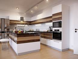 small u shaped kitchen design:  small u shaped kitchen design for more efficient kitchen works with island