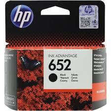 <b>Картридж HP F6V25AE</b> (№652) Черный (Black) — купить, цена и ...
