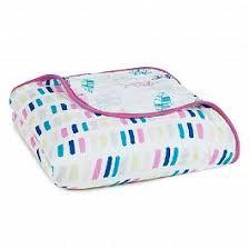 Купить <b>Одеяло</b> 120*120 муслин-хлопок Aden+Anais 6045 ...