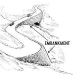 Images & Illustrations of embankment