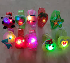 <b>12pcs/set Luminous</b> cartoon SpongeBob Wrist band children ...