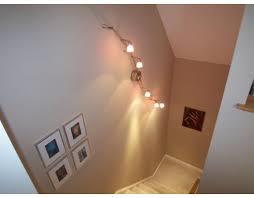 what basement stairway lighting
