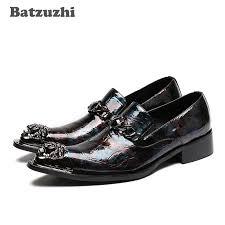 Batzuzhi Personalized Leather <b>Men's Shoes Business Men's</b> ...