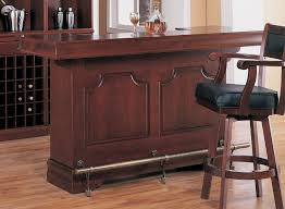 exciting modern bar sets for home bars furniture with cherry wood home bar is nicely detailed black mini bar