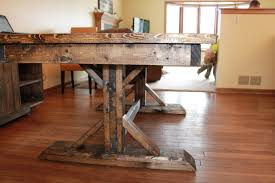 Dining Room Tables Reclaimed Wood Reclaimed Wood Furniture Plans Jhoneslavaco
