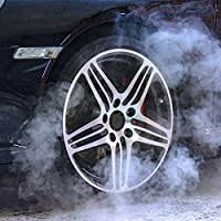 Amazon.co.jp: uxcell <b>4pcs Car Wheel Tire</b> Center Hub Cap Base 68 ...