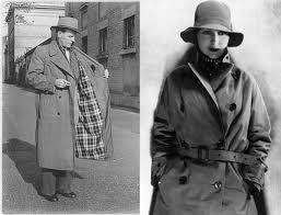 Женский <b>тренч</b> – с чем носить такое <b>пальто</b>?