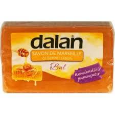 """<b>Мыло</b> Dalan глицериновое """"<b>Мёд</b>"""" <b>Savon</b> De Marseille"""" 150 г ..."""