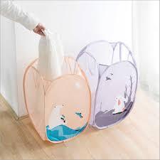 <b>Foldable Cartoon Large capacity</b> Hamper Laundry Basket Clothing ...