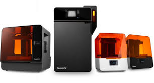 Formlabs: High Resolution SLA and SLS <b>3D Printers</b> for Professionals