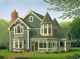Victorian House Plans   The House Plan ShopPlan H