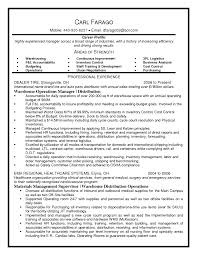 warehouse operations manager resume   easy free resume maker    warehouse operations manager resume based on our collection