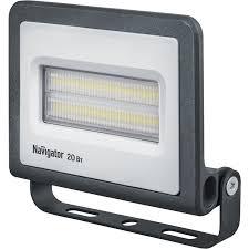 Светильник <b>Navigator</b> 14 202 <b>NFL</b>-<b>01</b>-<b>20</b>-<b>4K</b>-<b>LED</b> / Светодиодные ...
