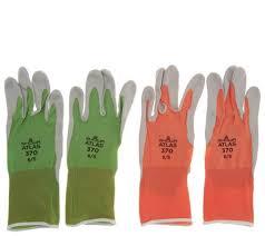 Ultimate Innovations 2 <b>Pair</b> Atlas <b>Garden</b> Gloves - Page <b>1</b> — QVC.com