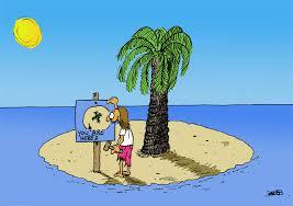 """Résultat de recherche d'images pour """"gif naufragee surune ile"""""""
