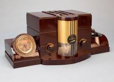 airite model 3010 desk set bakelite tube radio art deco ebay art deco desk computer