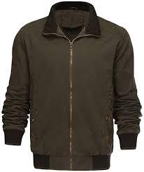 OSTELY Mens <b>Coat</b> Autumn <b>Winter</b> Hooded Zipper Pure Color ...