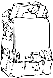 Small Picture School Coloring Pages School Bus Coloring Pagejpg Pages clarknews