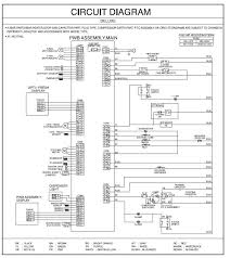 schematic wiring diagram of a refrigerator the wiring diagram lg sxs side by side gr g277stsa lsc27990tt circuit diagram schematic