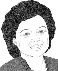 Patsy Mink - Do One Thing - Heroes for a Better World - Quotes via Relatably.com