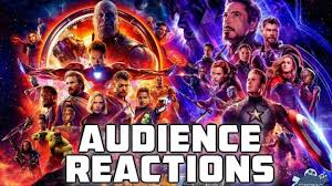 <b>Avengers Infinity War</b> & Endgame {SPOILERS} California: Audience ...