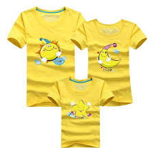 16 color mother father baby <b>outfits SUN</b> MOON STAR mother ...