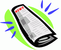 Image result for newspaper clipart