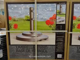 umbrella stand patio
