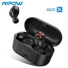 Mpow <b>M8 Bluetooth</b> 5.0 <b>Wireless</b> Earphones Support APTX 24h ...