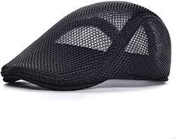 VOBOOM Men Breathable Mesh Summer Hat ... - Amazon.com