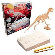 <b>Набор</b> для раскопок <b>Bradex</b> «<b>Юный археолог</b>. Бронтозавр ...