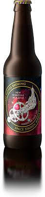 Space Station <b>Middle Finger</b> - 3 Floyds Brewing Co.