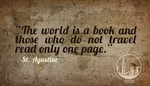 Image result for quote tentang travelling
