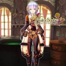 Atelier Sophie: Dollmake costume, <b>Lady Saber</b>