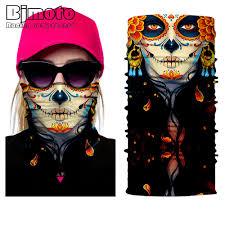 Bjmoto US <b>Biker Joker</b> Dark Indian Skull smile <b>clown</b> Snow Ski ...