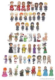 browsing fan art on harry potter characters part 2 by batteryfish
