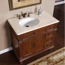 brilliant 36quot silkroad esther single sink cabinet bathroom vanity cherry also bathroom sink cabinets bathroom sink furniture cabinet