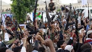 Image result for کوچ اجباری مردم از مقابل انصارالله