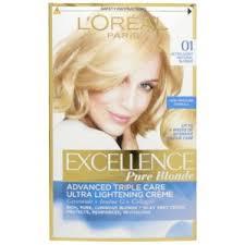 <b>Крем</b>-<b>краска для</b> волос <b>L'Oreal Paris</b> Excellence Pure Blonde ...
