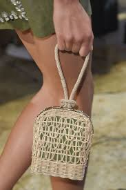 bags and purses + rattan | Julie de <b>la Playa</b> | <b>Сумки</b>, связанные ...