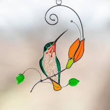 <b>Stained glass birds</b>: <b>bird</b> suncatchers