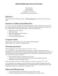 qualifications for jobs cover letter sample objectives of resume gallery of resume qualifications sample