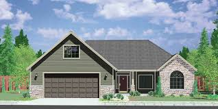 One Story Houses Cool Of Single Level House Plans For Simple    One Story Houses Cool Of Single Level House Plans For Simple Living Homes
