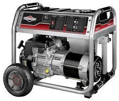 Бензиновый <b>генератор</b> BRIGGS & <b>STRATTON 6250A</b> (5000 Вт ...