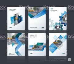brochure template layout cover design annual report magazine stock 1 credit