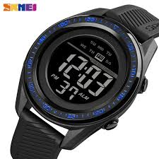 SKMEI 1638 <b>Multifunction Sport Men Watch</b> LED Backlight ...