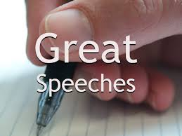 Image result for great speeches