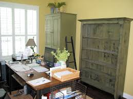 shabby chic office supplies. green yellow office shabby chic supplies c