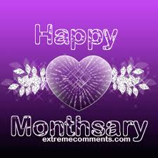 Happy Monthsary!