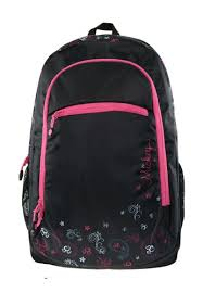 Buy <b>Disney Minnie Disney Minnie Mouse</b> Black Teen <b>Backpack</b> ...